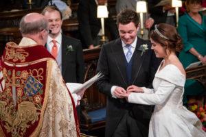 Photos From Princess Eugenie & Jack Brooksbank Royal Wedding 1