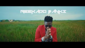 Reekado Banks - Blessings On Me mp4 download