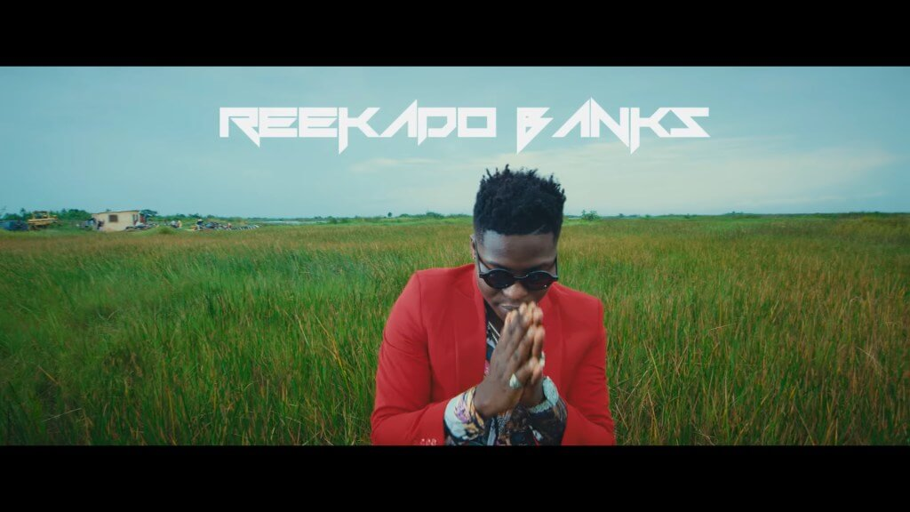 Reekado Banks - Blessings On Me mp4 download