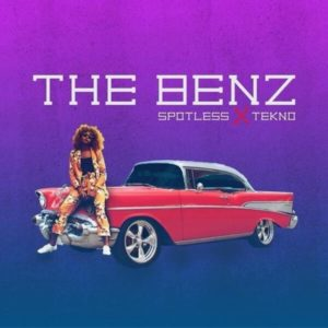 Spotless - The Benz Ft. Tekno mp3 download