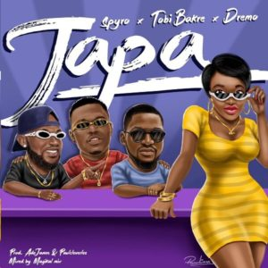 Spyro Ft. Tobi Bakre, Dremo - Japa mp3 download