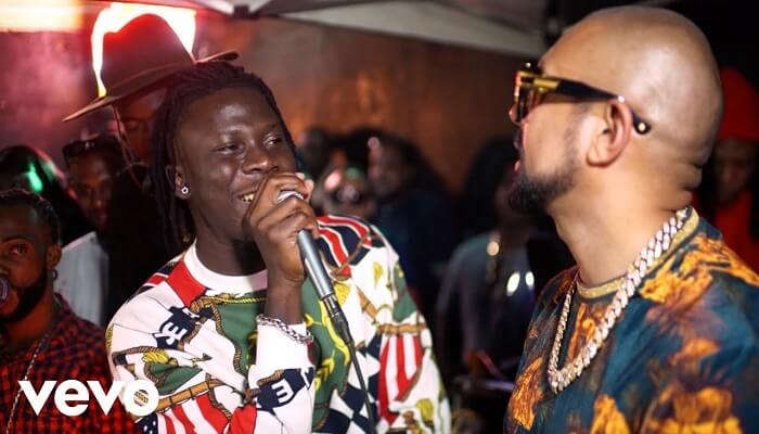 video: Stonebwoy - Most Original ft Sean Paaul