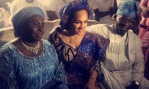 Tania Omotayo traditional wedding