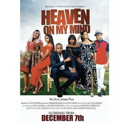 Watch Trailer For Uche Jombo's 'Heaven On My Mind'