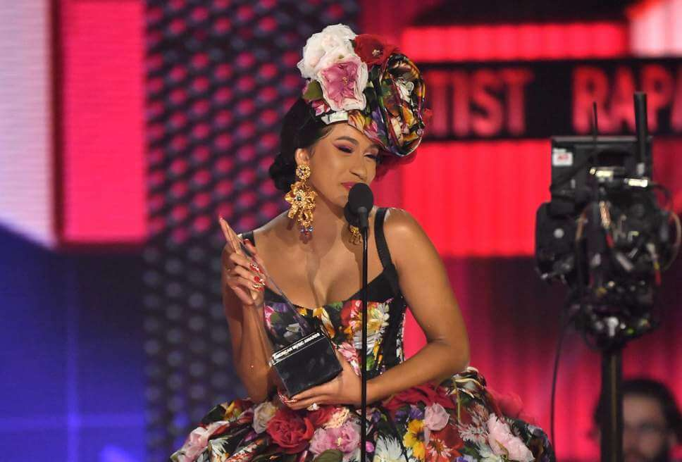 Cardi B Got 4 Prizes At Bet Hip Hop Awards 2018 - See Full List Of Winners