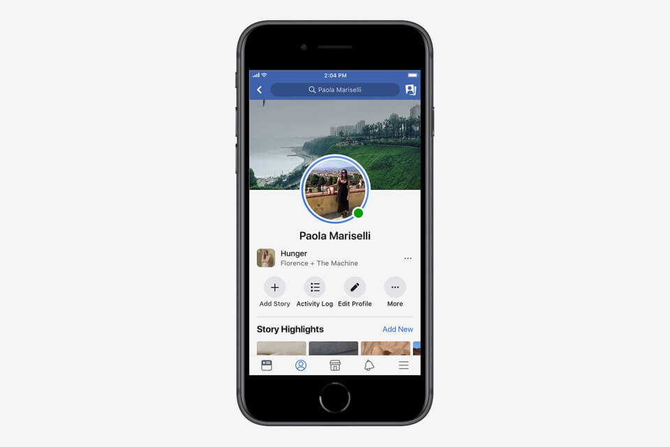 Facebook Now Lets You Add Music To Your Profile
