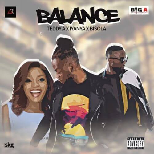 Teddy A - Balance Ft. Iyanya & Bisola mp3 download