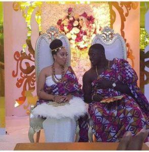 Chris Oyakhilome daughter traditional wedding photos