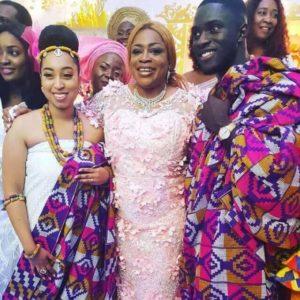 Chris Oyakhilome daughter sharon traditional wedding