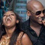 Watch As Annie Idibia Twerks On Her Husband, 2face Idibia (Video)