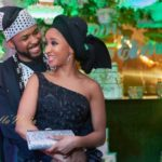 Nigeria Deserves A Man Like My Husband - Adesua Etomi Wellington Says