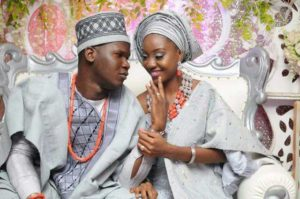 Oyindamole Omole wedding pictures