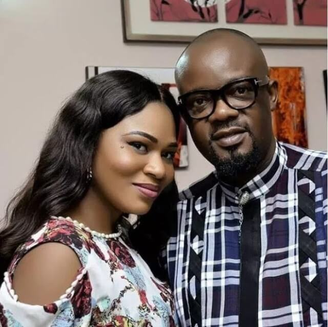 Nollywood Actor, Charles Inojie & Wife Celebrate 6th Wedding Anniversary