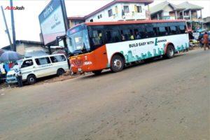 Buses Named After Adams Oshiomole (Photos)