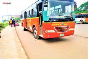 Buses Named After Adams Oshiomole - Photos