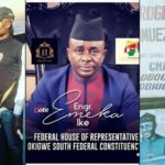 Actor Emeka Ike Runs For House Of Representative, Shares Campaign Posters