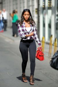Fanny Neguesha Photo