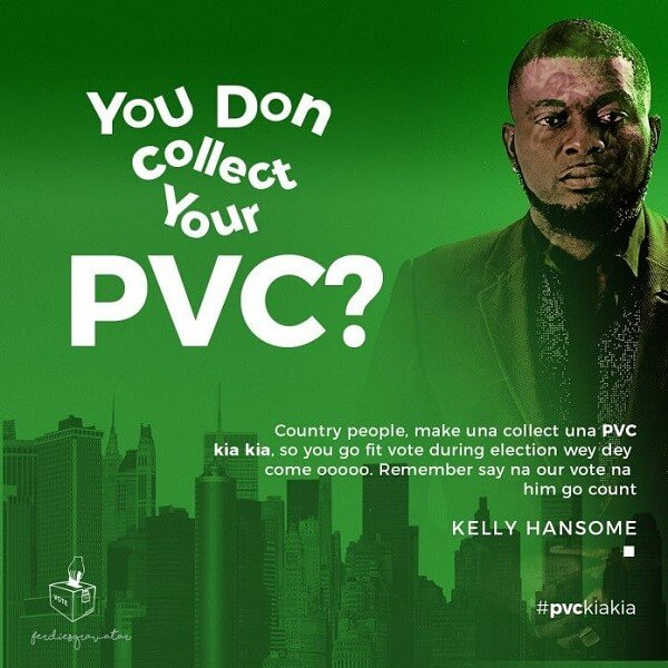 Kelly Hansome - Your Vote mp3 download