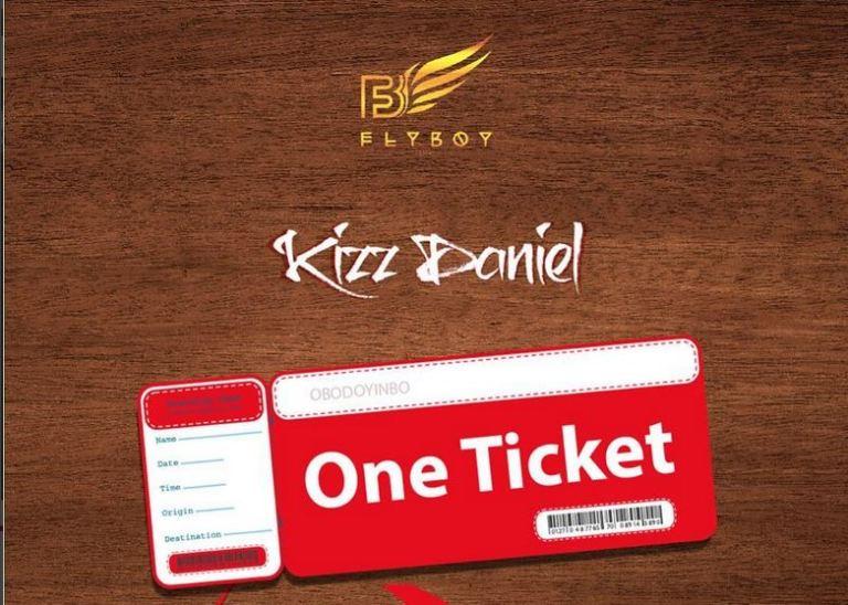 Kizz Daniel - One Ticket Ft. Davido mp3 download