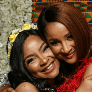 Linda Ejiofor's Bridal Shower photos