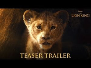 """Watch Official Teaser Trailer For Disney's """"Lion King"""" Starring Beyonce, Chiwetel Ejiofor"""