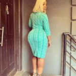 OAP Moet Abebe Cause Commotion Online With Her Big Backside