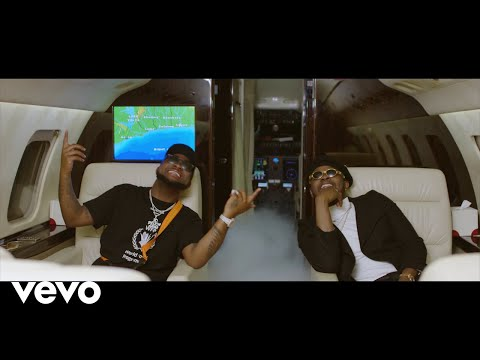 video: Kizz daniel ft Davido - One Ticket