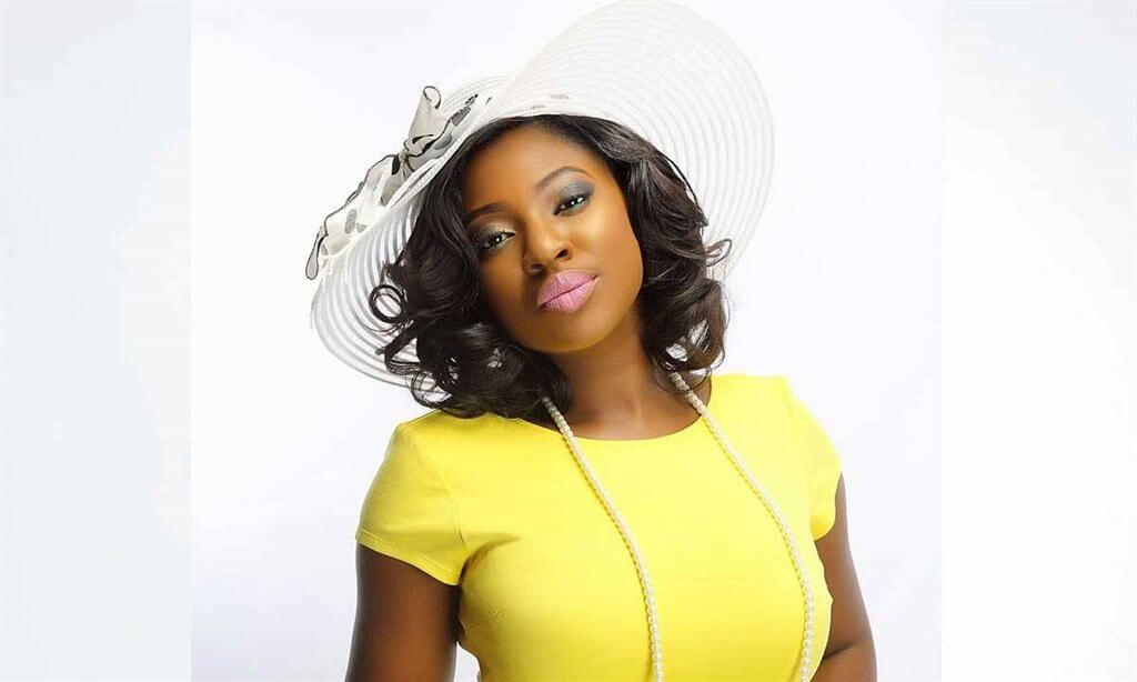 Nollywood Actress Yvonne Jegede And Husband Welcomes First Child