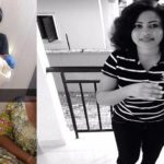 Actress Toyin Abraham Paid Surprise Visit To Joke Jigan As Welcomes New Born Baby