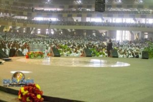 Largest Church Auditorium In The World Dedicated In Abuja photo