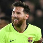 Barcelona Star Lionel Messi Breaks One-Club Champions League Goal Record