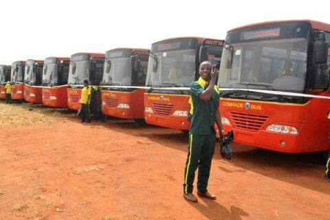 Check Out Buses Named After Adams Oshiomole (Photos)