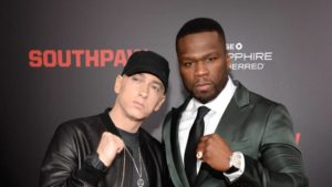 50 Cent Reveals Collaboration With Eminem & Ed Sheeran