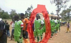 Kenyan Footballer, Allan Mbote Killed By Lighting While Celebrating Goal