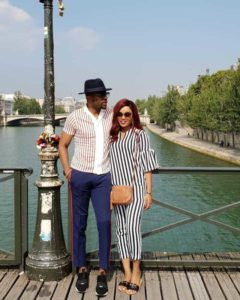 Ebuka Obi-Uchendu & Wife, Cynthia Expecting Second Child (Photo)