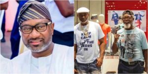 Femi Otedola Agreed To Pay Victor Olaotan's Hospital Bills
