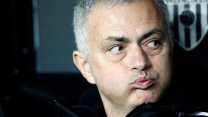 Jose Mourinho Sacked As Manchester United Coach
