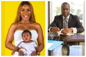 Linda Ikeji Finally Reveals Her Baby Daddy & Why They Aren't Getting Married