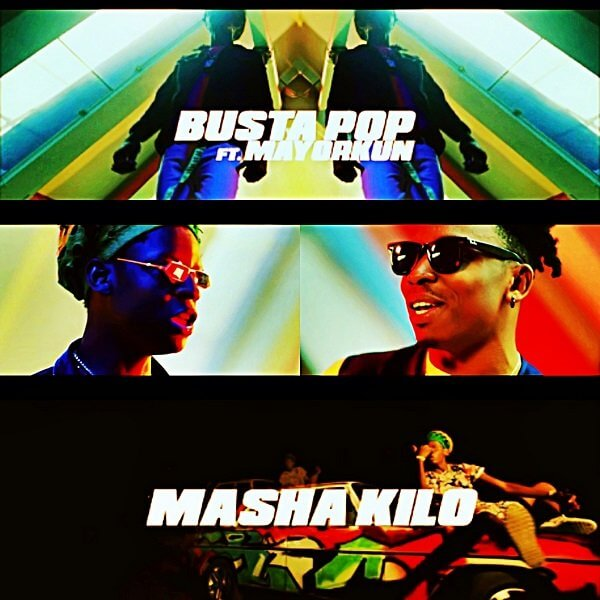 Mayorkun x Busta Pop - Masha Kilo mp3 download
