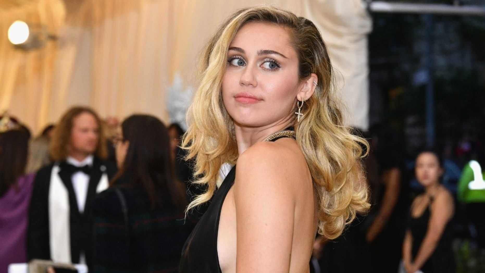 American Singer, Miley Cyrus Confirms 'Black Mirror' Role