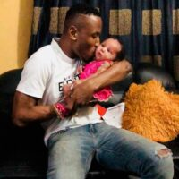 Mr 2kay Is The Father Of Gifty's Daughter, Alisha - See Photos