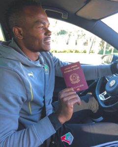 Ex-Super Eagles Forward, Obinna Nsofor Becomes A Citizen of Italy