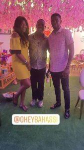 Odion Ighalo wedding anniversary