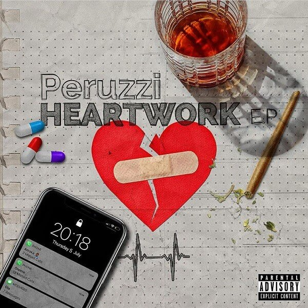 Peruzzi Finally Drops His Debut Project 'Heartwork' EP