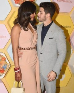 Priyanka Chopra and Nick Jonas photos