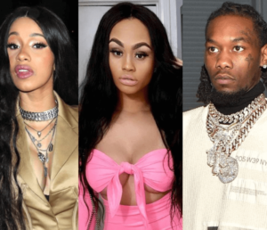 Offset's Side Chick, Summer Bunni Is Reportedly Pregnant
