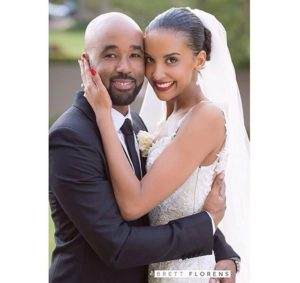 Tansey Coetzee and husband