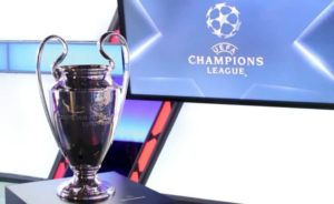 Check Out Full Draw For Uefa Champions League Round of 16