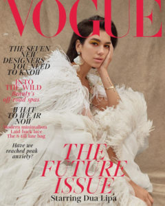 Nadine Ijewere Becomes First Black Woman To Shoot A Vogue Cover