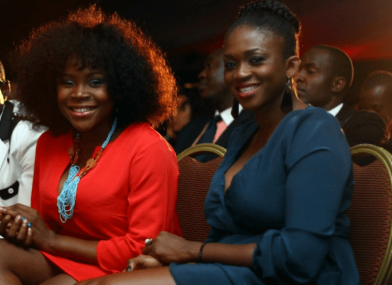 Why I Can Call Omawumi a True Friend - Singer Waje Reveals